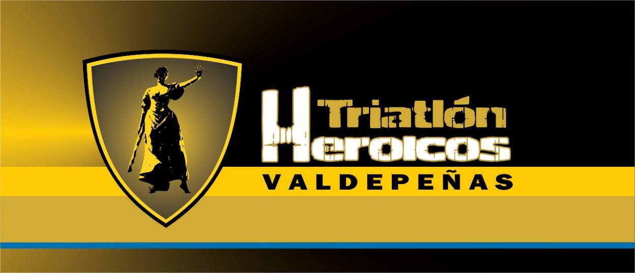 HEROICOS TRIATLON VALDEPEÑAS