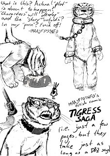 Tigress Saga