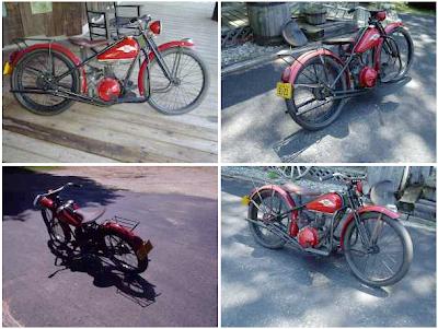 1954 Simplex Service-Cycle – $4000 (Bear Lake, MI ...