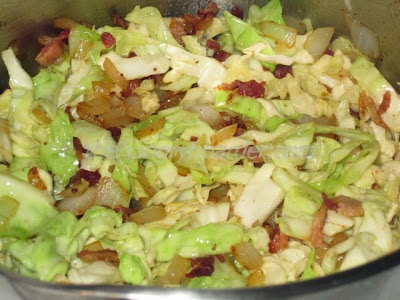 Fried cabbage vegetable Recipe in english Ingredients Method Complete meal