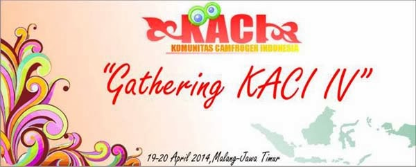 Gathering Akbar KACI IV Malang April 2014
