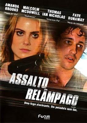 Filme Poster Assalto Relâmpago DVDRip XviD Dual Audio & RMVB Dublado