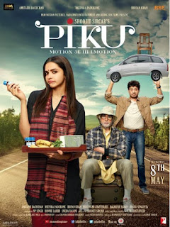 Notable Bollywood Movies 2015 - Piku