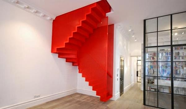 Home styling - Staircase for small space style ...