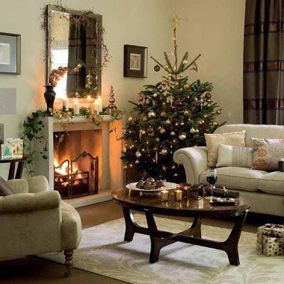 Computer Wallpaper: elegant christmas tree decorating ideas