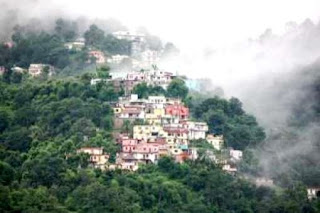 Kasauli (Best Honeymoon Destinations In India) 2