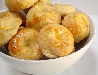 ... Ovo-Lacteas y Comida Tradicional Israelí (Dietas Especiales): Knishes