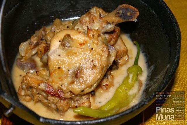 Chicken Adobo sa Gata by Sentro 1771