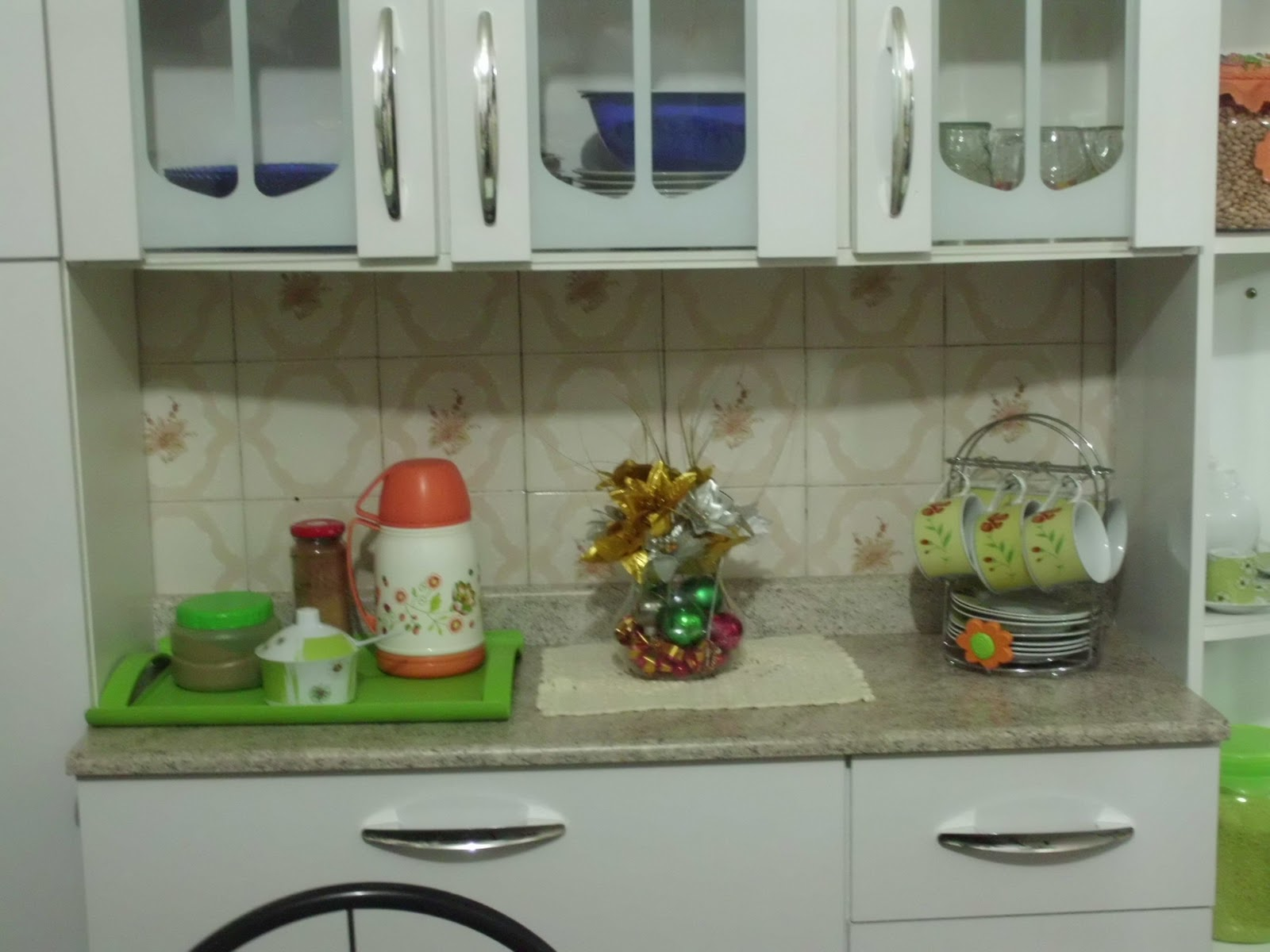 reforma na cozinha Deus vai me dando idéias,espero que tenham gostado