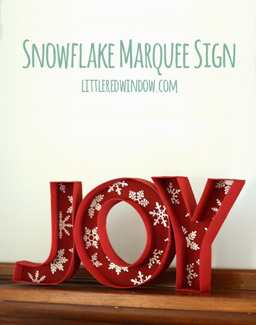 christmas-snowflake-marquee-sign