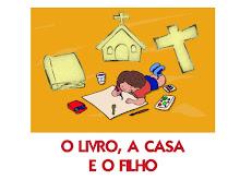 Slide MQV O Livro, a casa e o Filho.