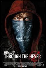 Filme Metallica Through The Never Dublado AVI BDRip