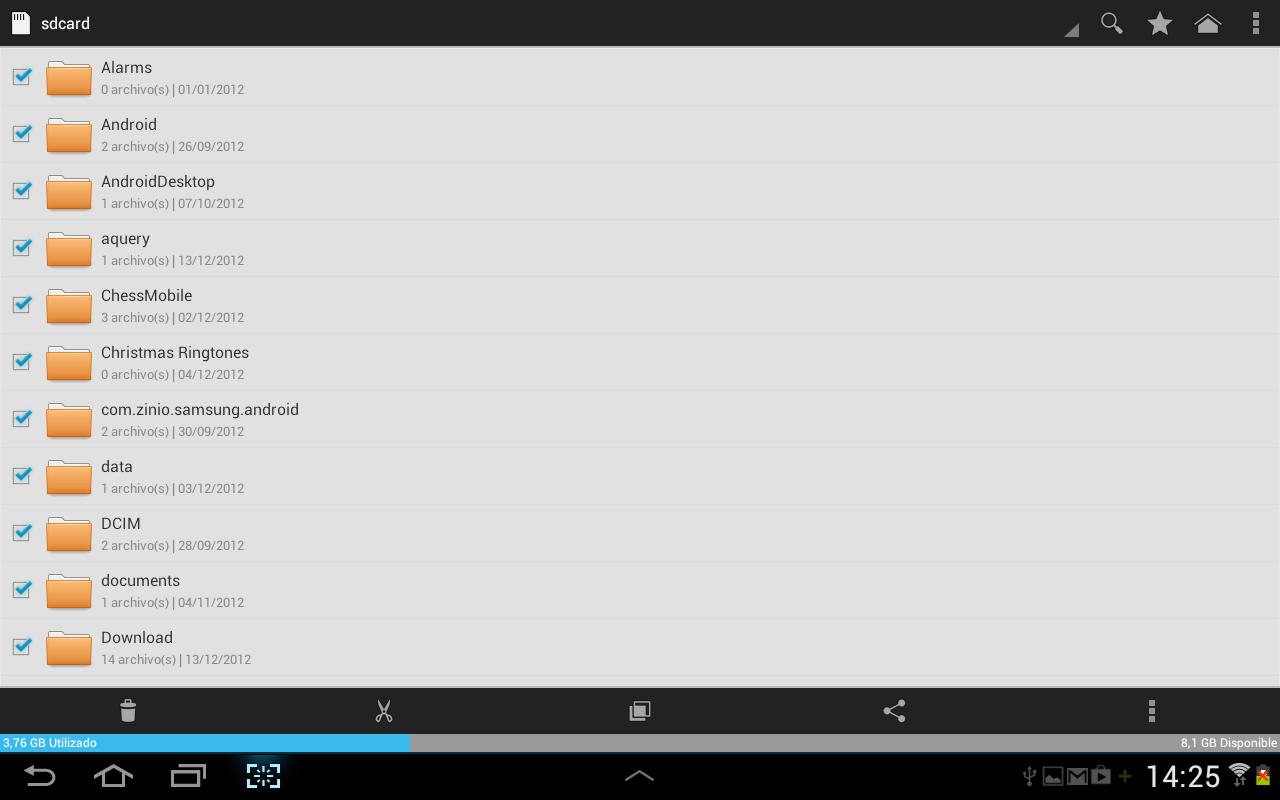 Descarga inka file manager plus un excelente administrador de archivos