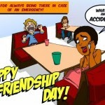 Happy Friendship Day Funny Images 2014