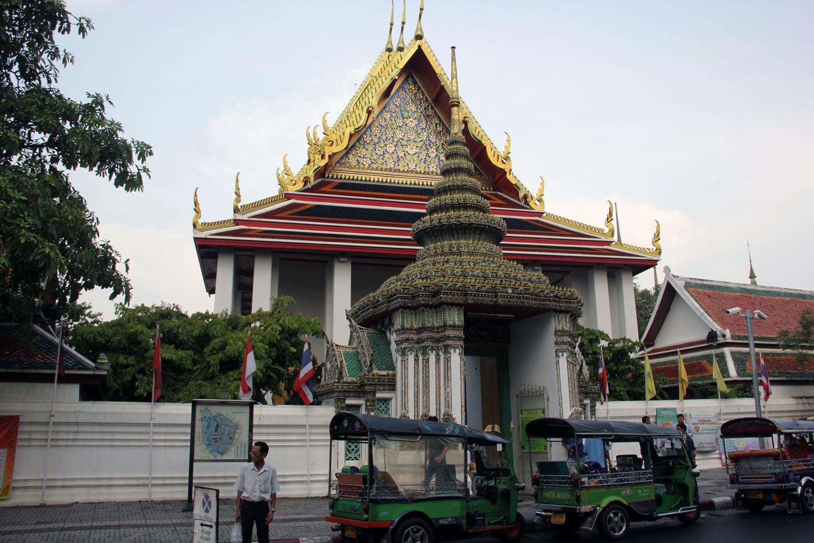Reclining Buddha Temple in Bangkok & Wat Pho Temple of Reclining Buddha - Thailand islam-shia.org