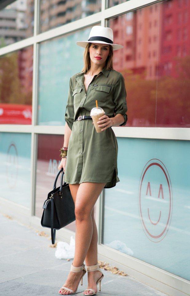 Bella colección de Outfits Verano 2016