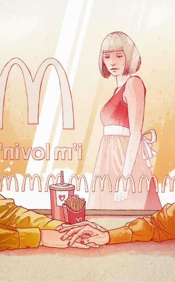 Cute Illustrations by Bartosz Kosowski