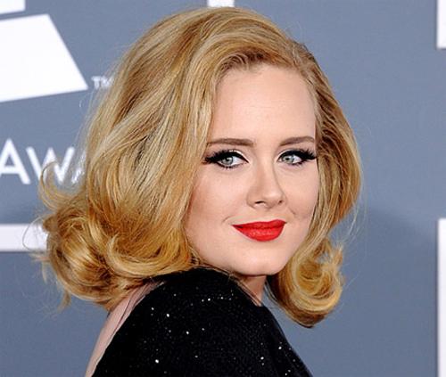 Adele ponytail hairstyle, Adele hairstyles
