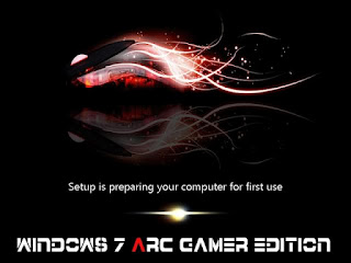 Download Master ISO Windows 7 Gamer Edition Full Aktivation