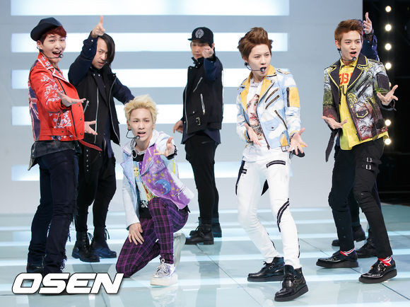 Shinee Why So Serious M! Countdown 130502