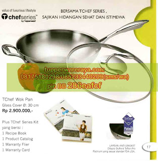 TupperwareRaya-Katalog Tupperware Promo April 2013, Tchefseries