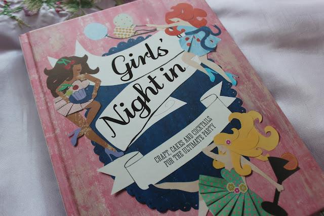 girls' night in hannah read-baldrey