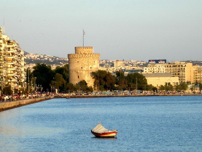 Thessaloniki, Greece: a brief guide