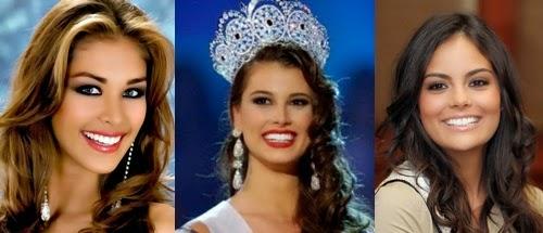 Misses Universo 08 -09 -10