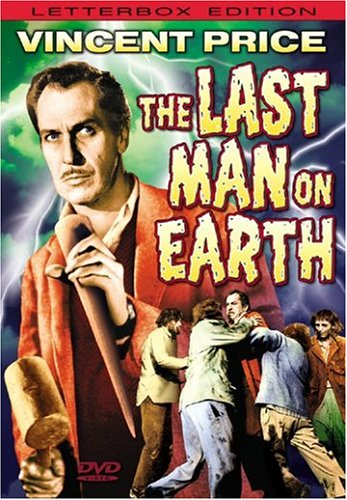 The Last Man on Earth affiche