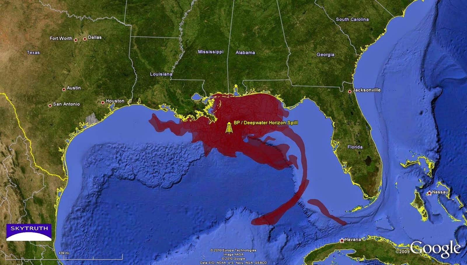 Gas Prices In Florida >> Deepwater Horizon (BP oil spill of 2010)
