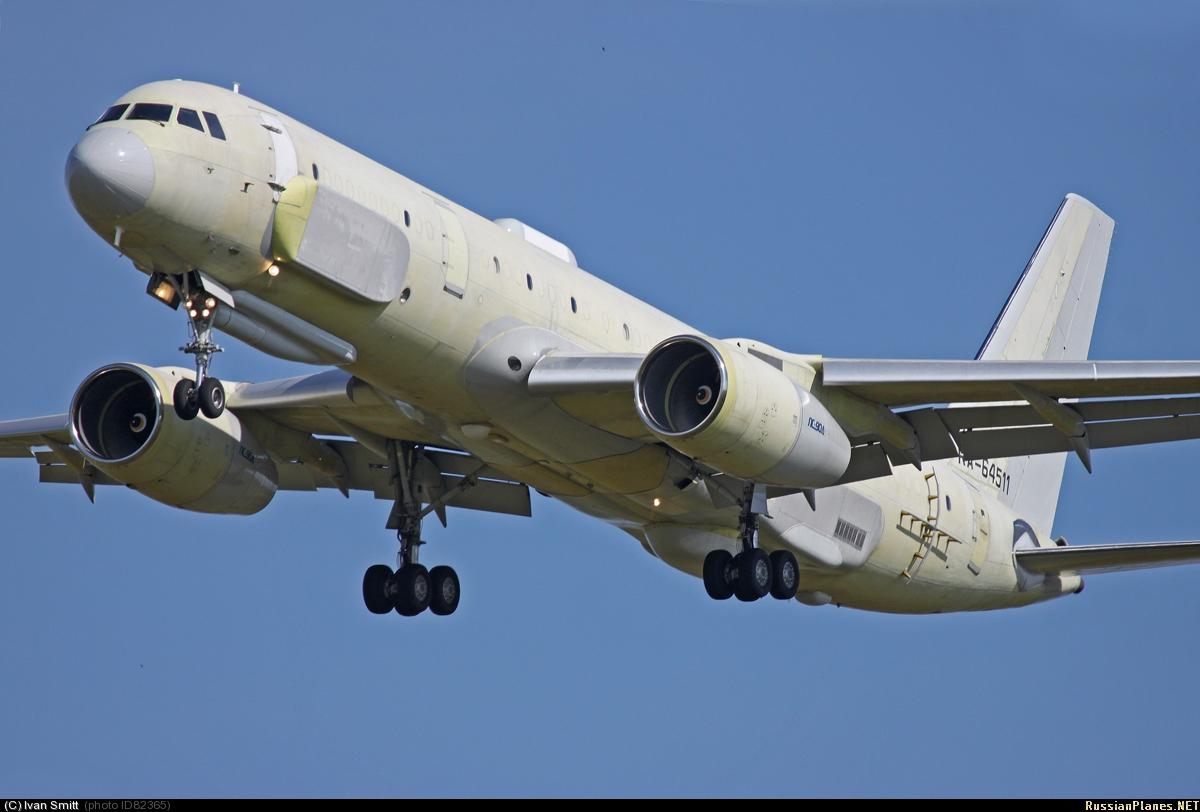 russie TU-214R+RA-64511