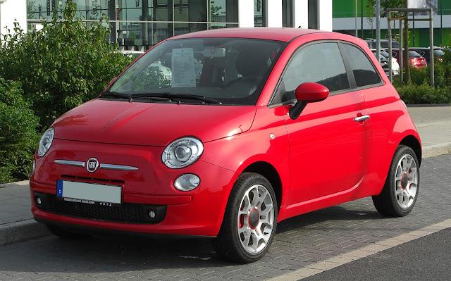 Spesifikasi dan Harga Fiat 500