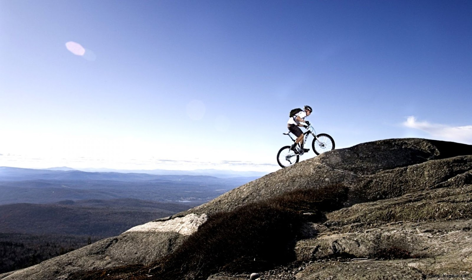 Mountain Bike Desktop