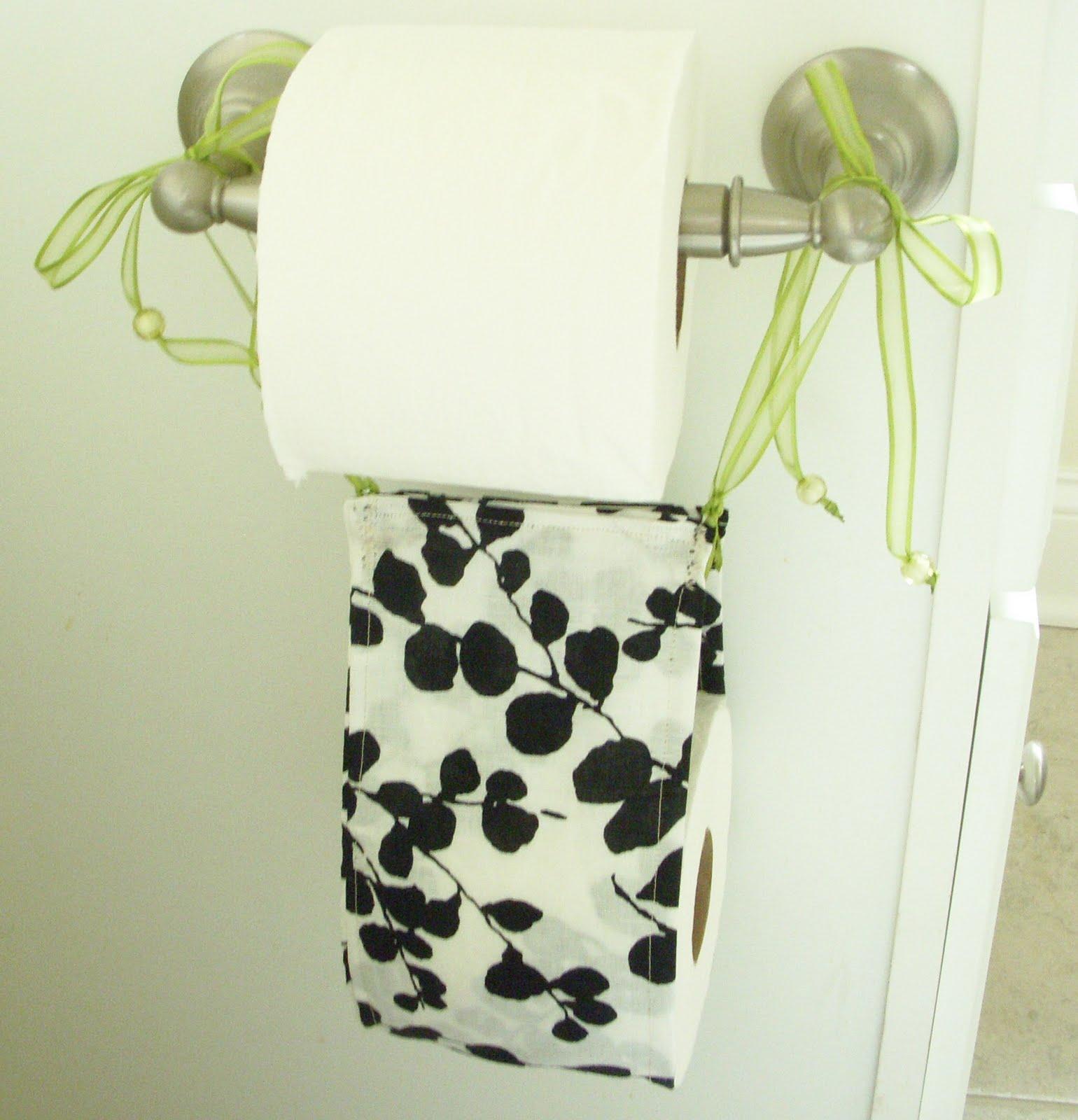 Hope Studios Pretty Spare Toilet Paper Holder