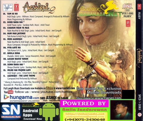 [Download] Hindi Mp3 Aashiqui 2 Songs MP3 Song, Free Music!