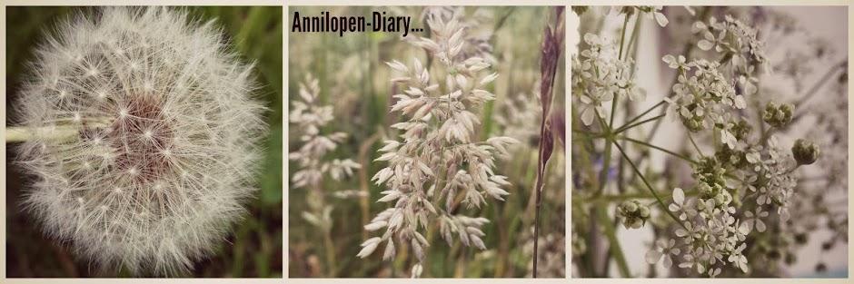 Annilopen-Diary