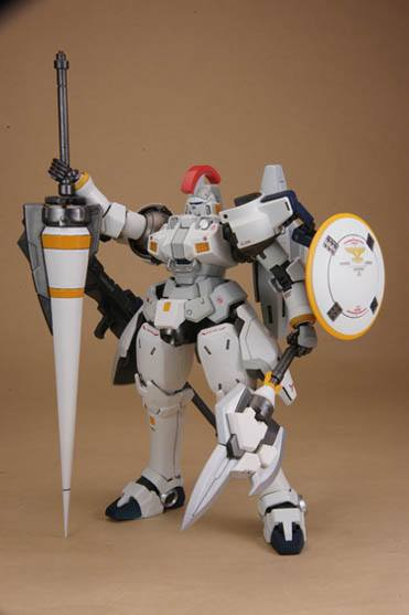 DX HOBBY MG 1/100 Tallgeese Lance with Tomahawkofficial images