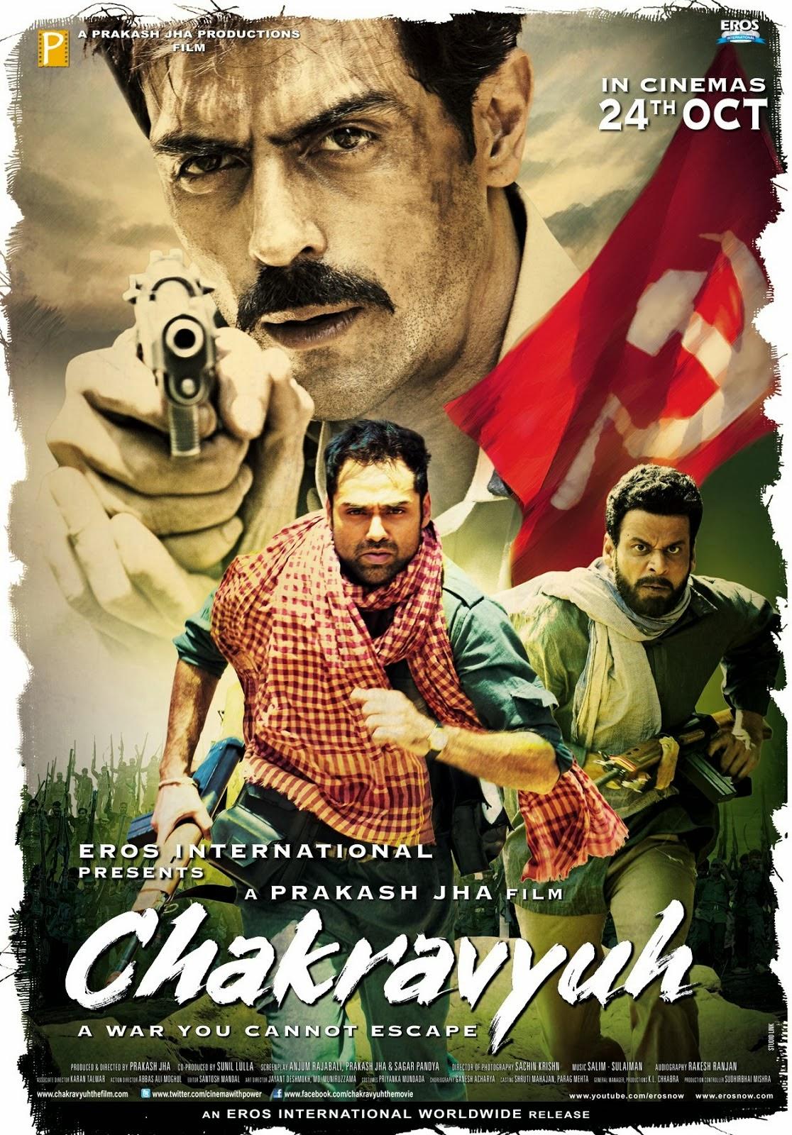 chakravyuh 2012 bollywood hindi movie bluray new bollywood movies