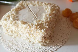 sandwich cake: alias il mio brunch travestito da saint honorè