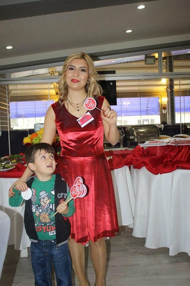 Gülsen Doğan ile 8 Mart Kadınlar Günü Etkinliği-Ankara