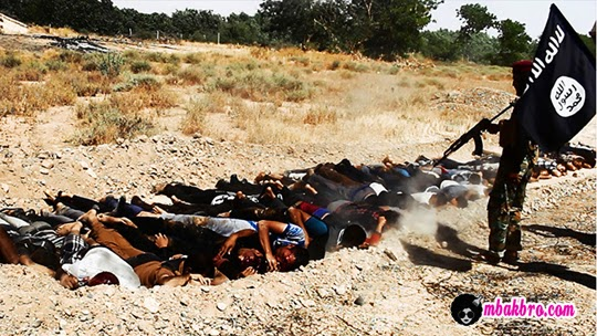 kekejaman ISIS