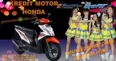 Tabel Harga Motor Honda Matic