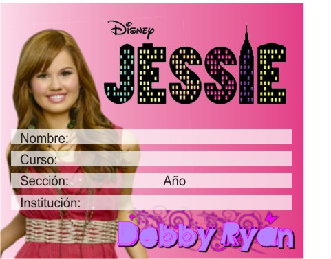 http://etiquetasparacuadernos.blogspot.com/2015/04/jessie-serie-de-television.html