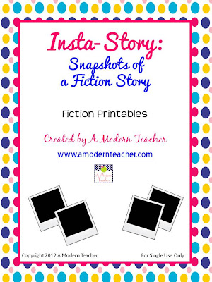 Snapshots of a Fiction Story A Modern Teacher