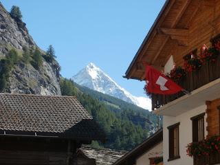 Evolena Switzerland