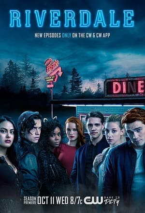 Riverdale - 2ª Temporada Séries Torrent Download capa