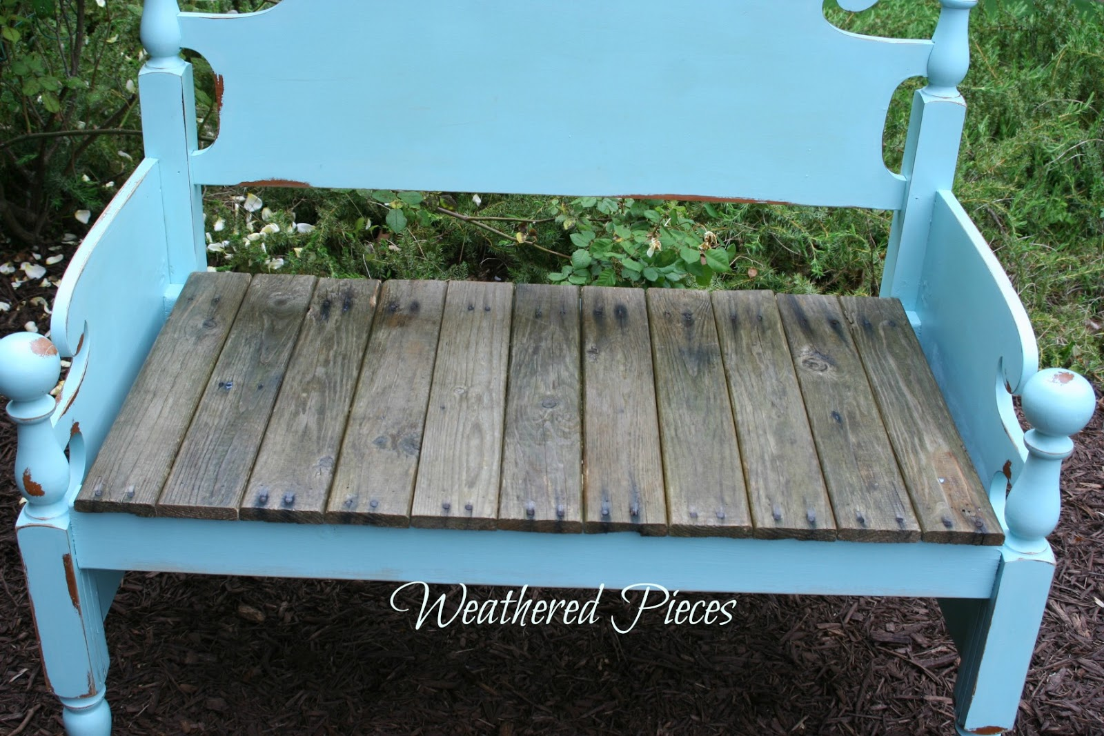 Transforming Furniture From Bed Frame To Bench American Paint Company