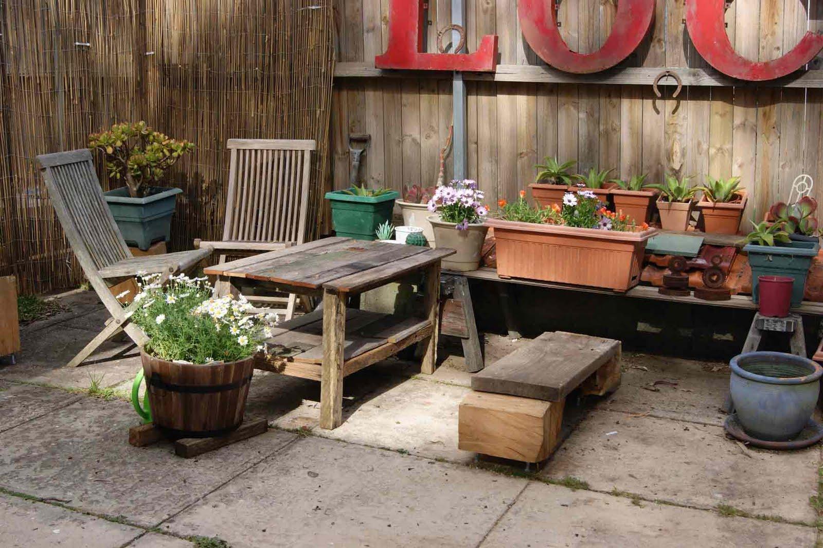 Garden Nook.
