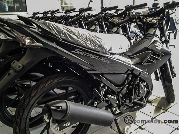 Harga Bekas Dan Spesifikasi Motor Suzuki Satria Fu 150 2017
