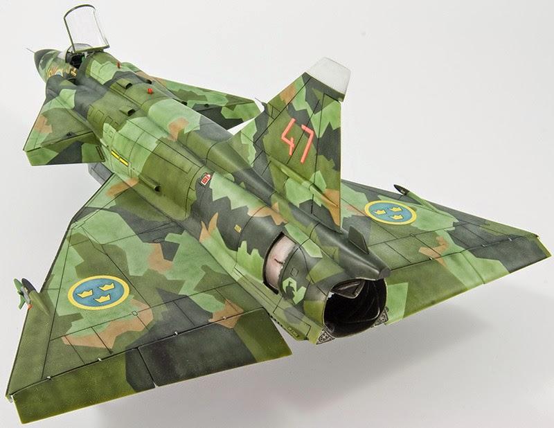 """""""Saab Viggen JA-37"""""""